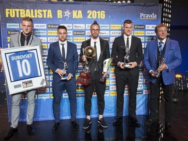 Лауреаты 2016 года в Словакии. Фото TASR