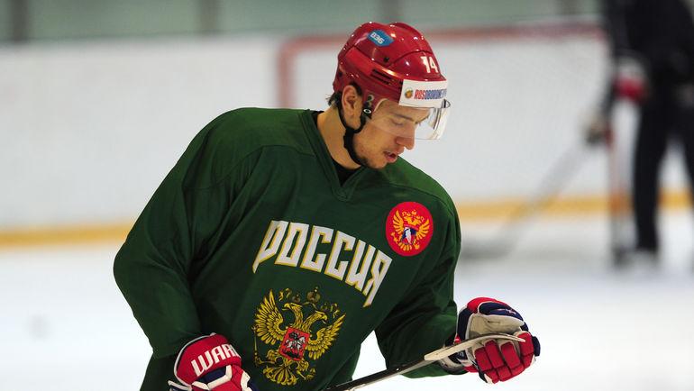 Антон БУРДАСОВ. Фото Федор УСПЕНСКИЙ, «СЭ»