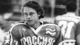 1994 год. Главная звезда российского хоккея Павел БУРЕ к этому времени дважды набрал больше 100 очков за сезон в НХЛ.