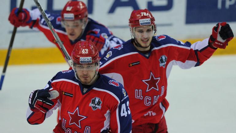 Президент ЦСКА предложил вернуть игроков из НХЛ, если лига не отпустит хоккеистов на Олимпиаду-2018. Фото Александр ФЕДОРОВ, «СЭ»