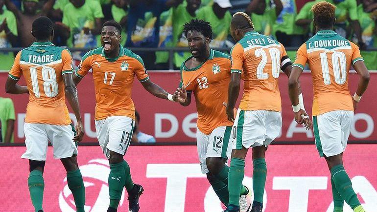 В сборной Кот-д`Ивуара появляется все больше натурализованных игроков. Фото AFP