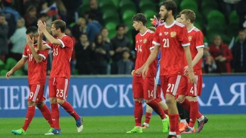В России некому играть в футбол