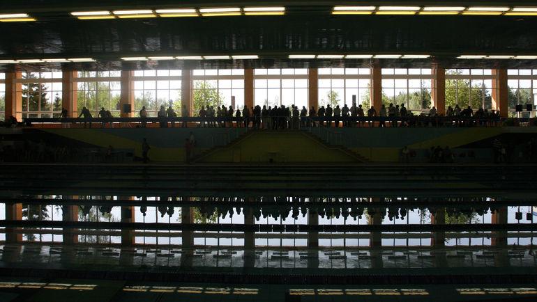 "Бассейн на базе ""Озеро Круглое"". Фото Александр ВИЛЬФ"