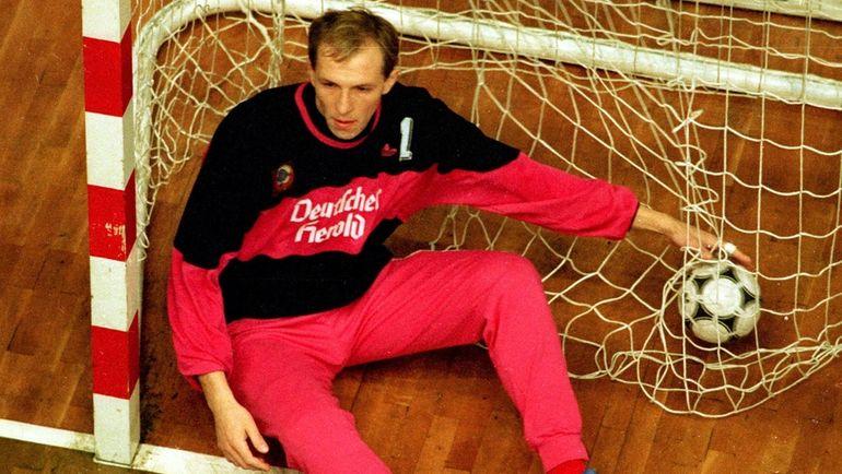 2000 год. Андрей ЛАВРОВ. Фото Сергей КИВРИН