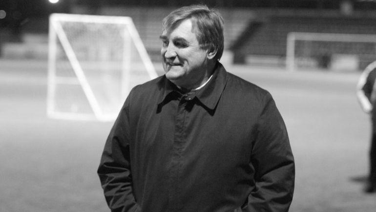 Владимир КАЗАЧЕНОК. Фото Алексей ИВАНОВ, «СЭ»