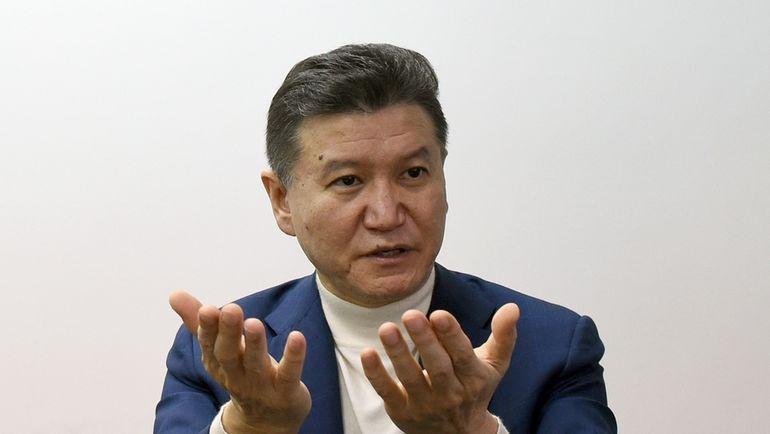 Кирсан ИЛЮМЖИНОВ. Фото AFP