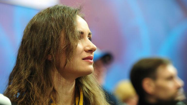 """Анна СИДОРОВА. Фото Никита УСПЕНСКИЙ, """"СЭ"""""""