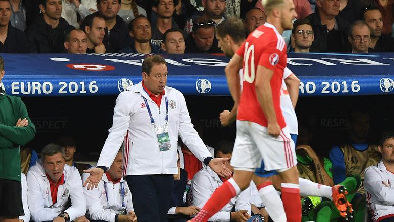 Леонид СЛУЦКИЙ на Euro-2016. Фото Александр ФЕДОРОВ, «СЭ»