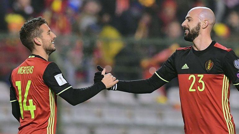 Лоран СИМАН (справа). Фото AFP