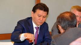 Кирсан ИЛЮМЖИНОВ.