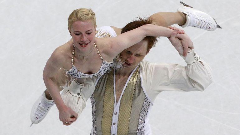 Евгения ТАРАСОВА и Владимир МОРОЗОВ. Фото Reuters