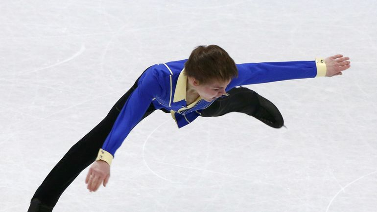 Сегодня. Хельсинки. Михаил КОЛЯДА. Фото REUTERS