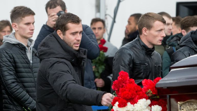 "Александр КЕРЖАКОВ. Фото ФК ""Зенит"""