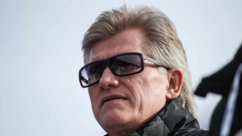 Дмитрий ВАСИЛЬЕВ. Фото Андрей АНОСОВ