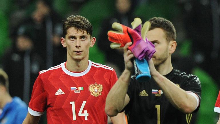 Илья КУТЕПОВ (слева) и Игорь АКИНФЕЕВ. Фото Александр ФЕДОРОВ, «СЭ»