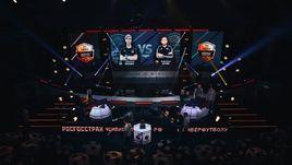 Чемпионат РФПЛ по киберфутболу.