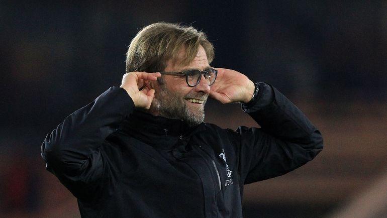 """Юрген КЛОПП порадует фанатов """"Ливерпуля"""". Фото Reuters"""