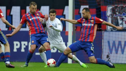 Игнашевич побил рекорд Семака по количеству матчей в чемпионате России