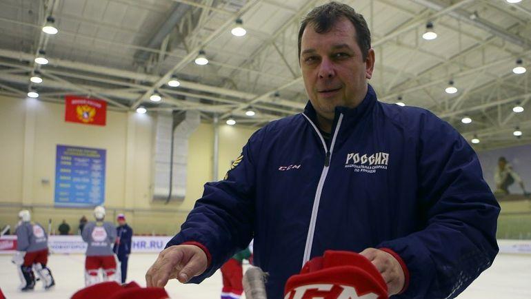 Сергей ГОЛУБОВИЧ. Фото ФХР
