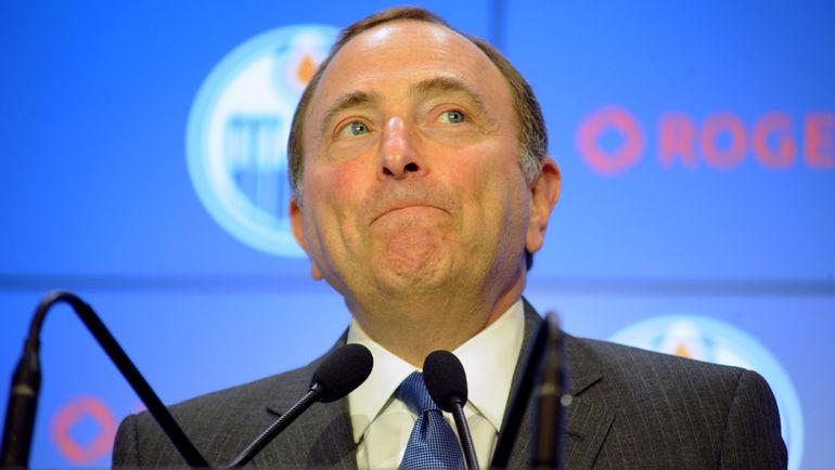 Комиссар НХЛ Гэри БЭТТМЕН. Фото USA Today