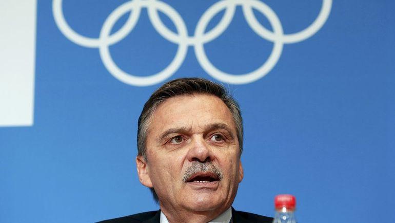Рене ФАЗЕЛЬ. Фото Reuters