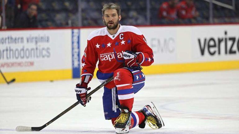 Случится ли развод Александра ОВЕЧКИНА и НХЛ? Фото Reuters