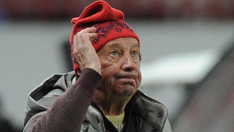 Юрий СЕМИН. Фото Александр ФЕДОРОВ, «СЭ»
