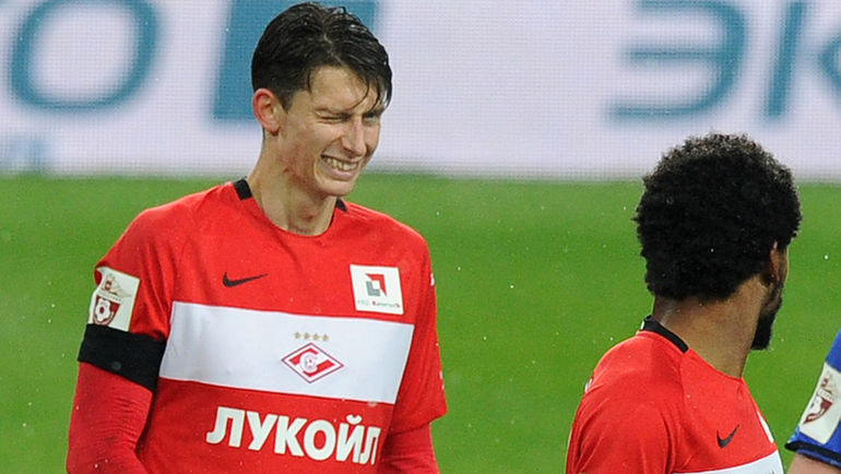 """Илья КУТЕПОВ (слева). Фото Александр ФЕДОРОВ, """"СЭ"""""""
