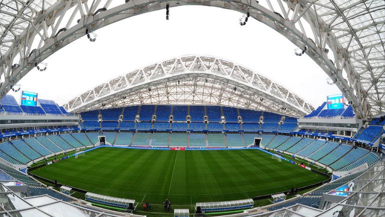 """Стадионов в России становится больше, а клубов меньше? Фото Александр ФЕДОРОВ, """"СЭ"""""""