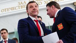 Олег ЗНАРОК и Алексей КАСАТОНОВ.