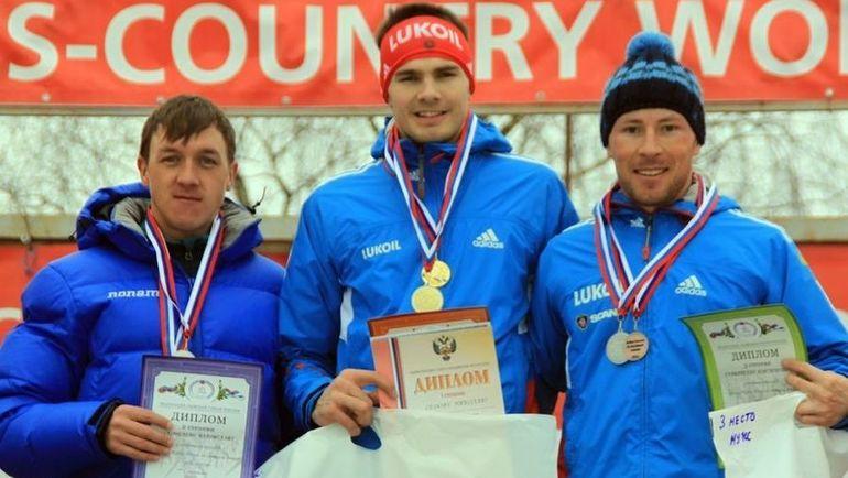 Петр СЕДОВ (в центре). Фото ФЛГР
