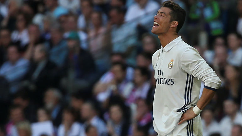 """Сегодня. Мадрид. """"Реал"""" - """"Атлетико"""" - 1:1. Дерби завершилось ничьей, которая на руку лишь противникам столичных команд. Фото Reuters"""
