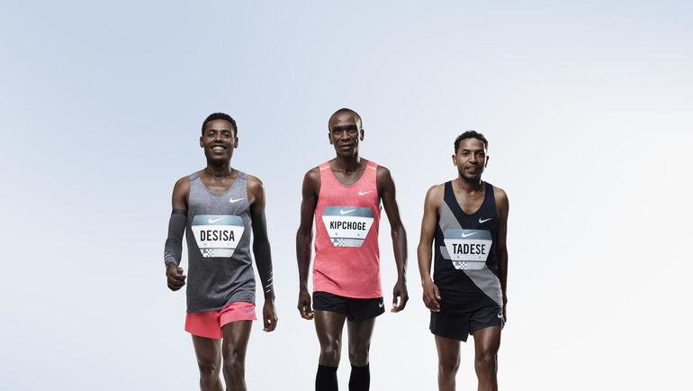 Кто выиграет марафонский забег?