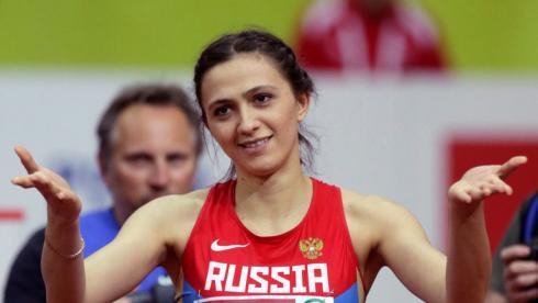 Мария КУЧИНА. Фото Reuters