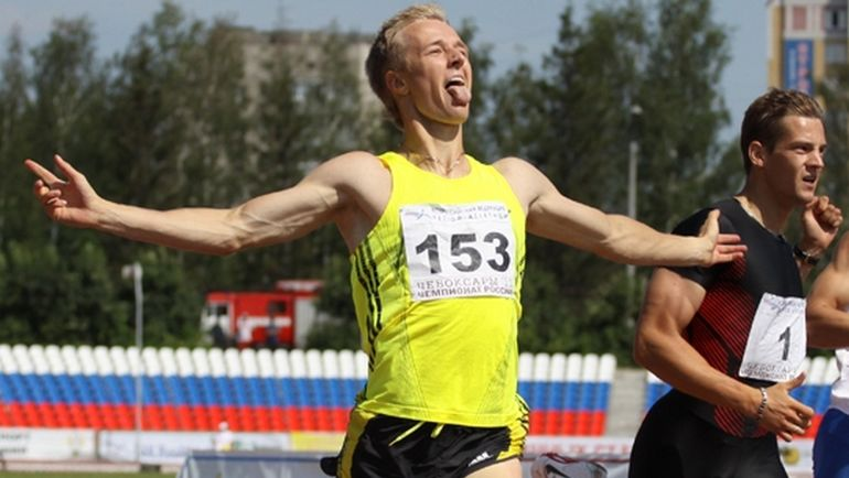Александр ХЮТТЕ (№153). Фото runners.ru