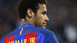 """Вчера. Турин. """"Ювентус"""" - """"Барселона"""" - 3:0. Ни НЕЙМАРУ, ни его партнерам по звездной атаке каталонцев толком не удалось ничего создать у ворот Буффона."""