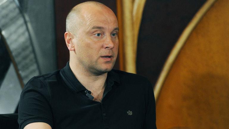 Дмитрий ХОХЛОВ. Фото Александр ФЕДОРОВ , «СЭ»