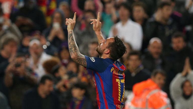 """Даже несмотря на чудесное спасение в матчах с """"ПСЖ"""", сейчас в каталонцев уже мало кто верит. Фото Reuters"""