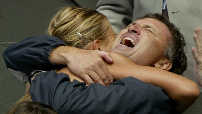 Мария и Юрий ШАРАПОВЫ. Фото Reuters