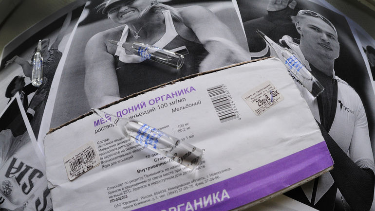 """Мельдоний на короткое или длительное время оставил вне игры более трех сотен спортсменов. Фото Александр ФЕДОРОВ, """"СЭ"""""""