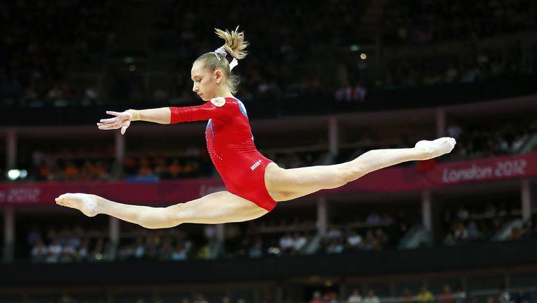 Виктория КОМОВА. Фото REUTERS