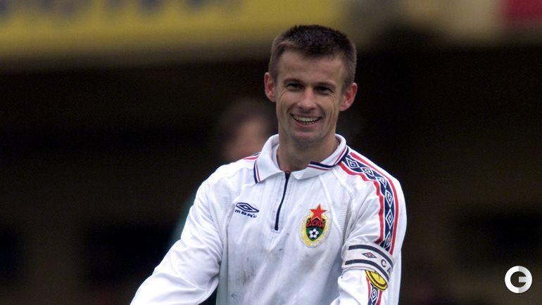 2001 год. Сергей СЕМАК.