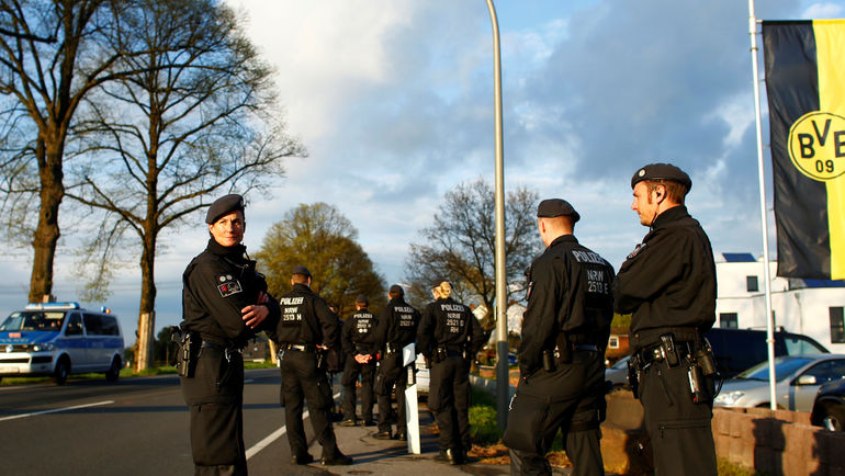"""Изначально он пытался пустить полицию по ложному """"исламистскому"""" следу. Фото REUTERS"""