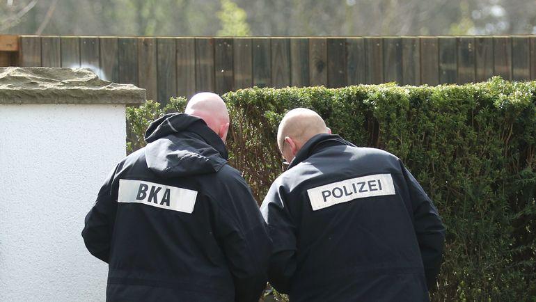 Предполагается, что у него были сообщники. Фото AFP