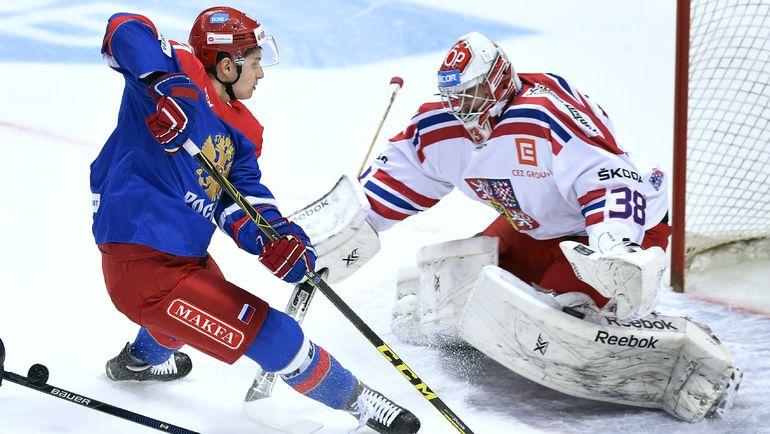 Вадим ШИПАЧЕВ (слева). Фото AFP