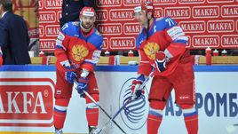 Илья КОВАЛЬЧУК (справа) и Александр РАДУЛОВ.