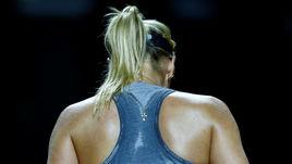 Как Мария Шарапова готовится к турниру в Штутгарте