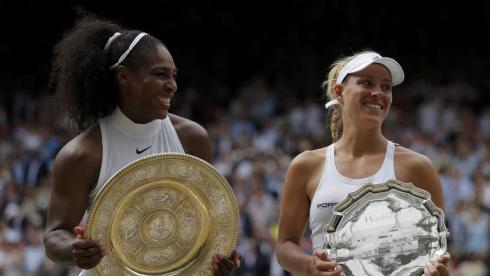 Ударница Кербер, рекорд и беременность Уильямс. Что происходило в WTA в отсутствие Шараповой