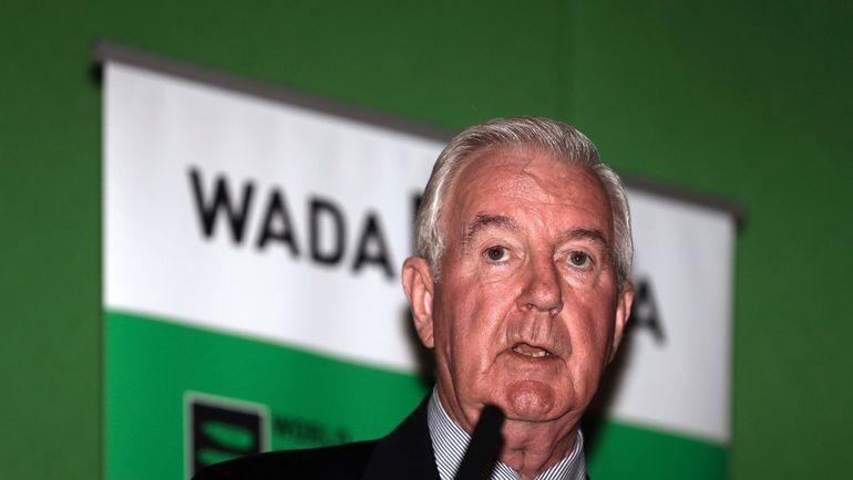 Глава ВАДА Крэйг РИДИ. Фото AFP