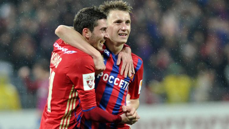 """Алексей ИОНОВ (слева) и Александр ГОЛОВИН. Фото Алексей ИВАНОВ, """"СЭ"""""""
